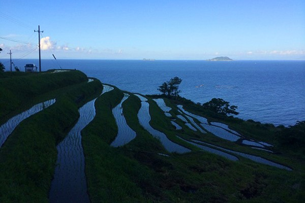 UNESCO San'in Kaigan Global Geopark 1