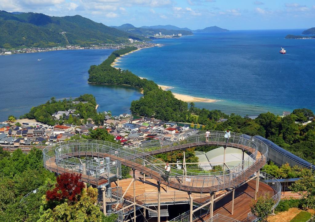 Amanohashidate Viewland 1