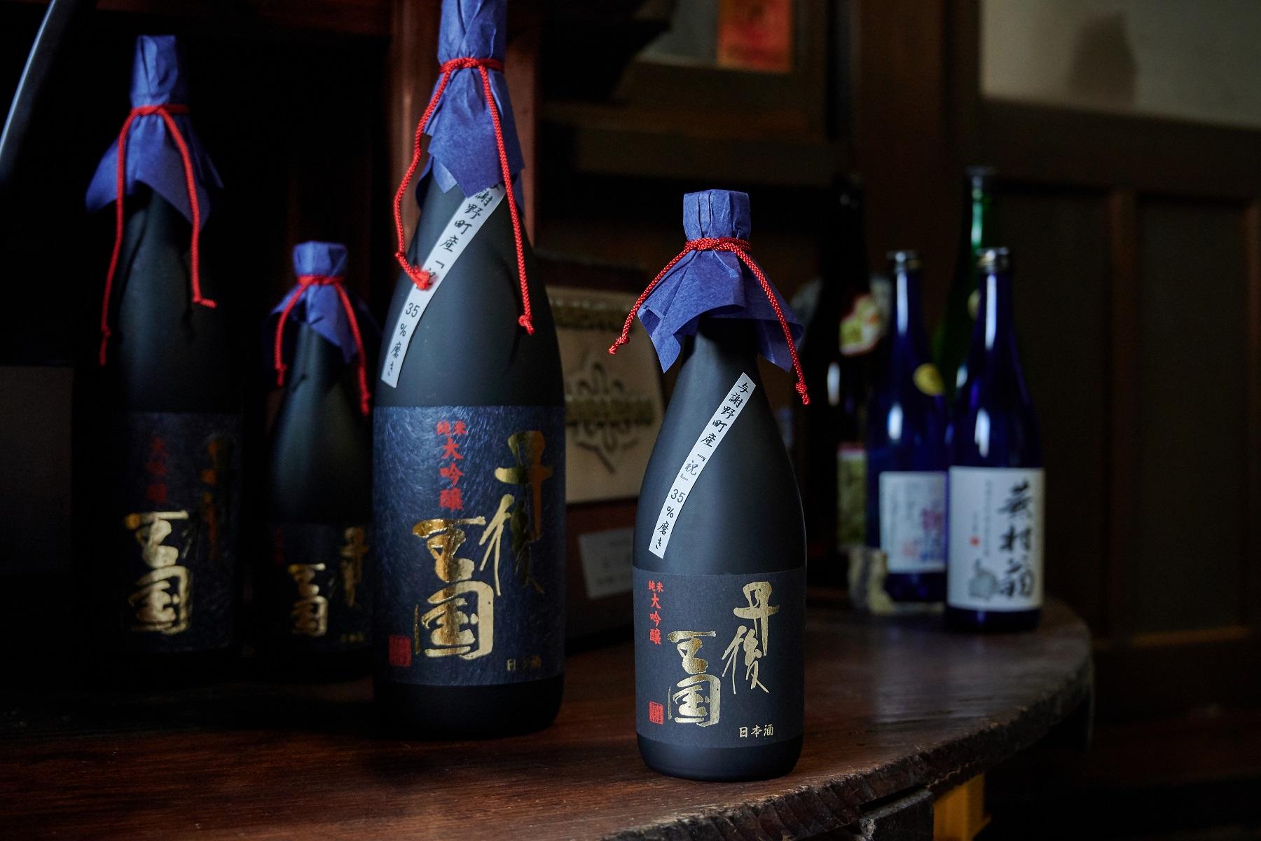 Taniguchi Sake Brewery 3