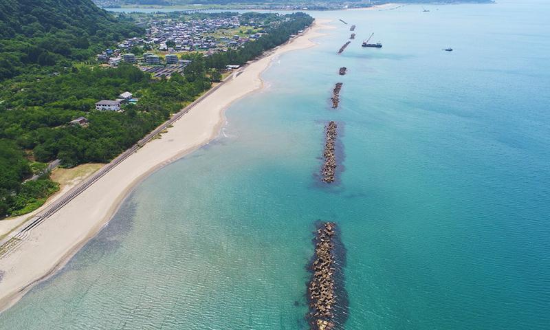 Kanzaki Beach 1