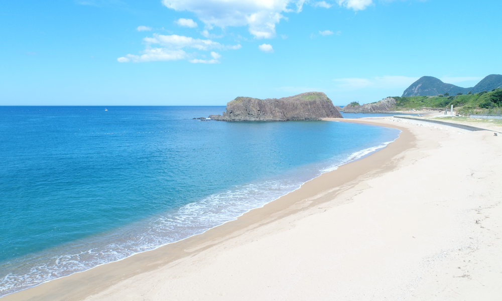 Tateiwa・Nochigahama Beach 1
