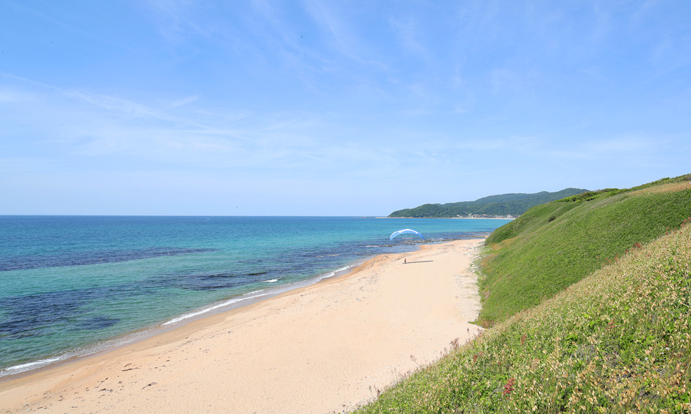 Hakoishihama Beach 1