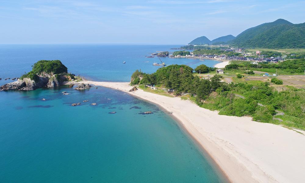 Takashima Beach 1
