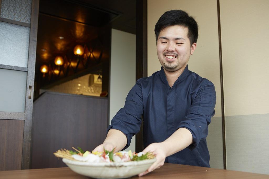 Hisami restaurant (Kyotango) 3