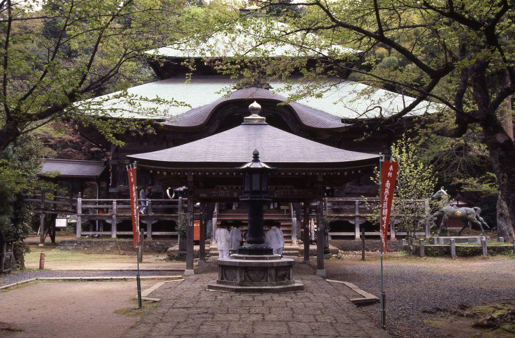 Matsuno-dera Temple 1