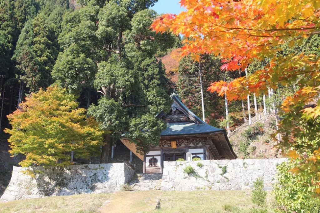 Kinkoji Temple and Mt. Mitake 1