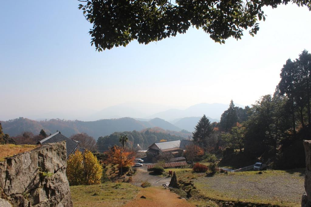 Kinkoji Temple and Mt. Mitake 2