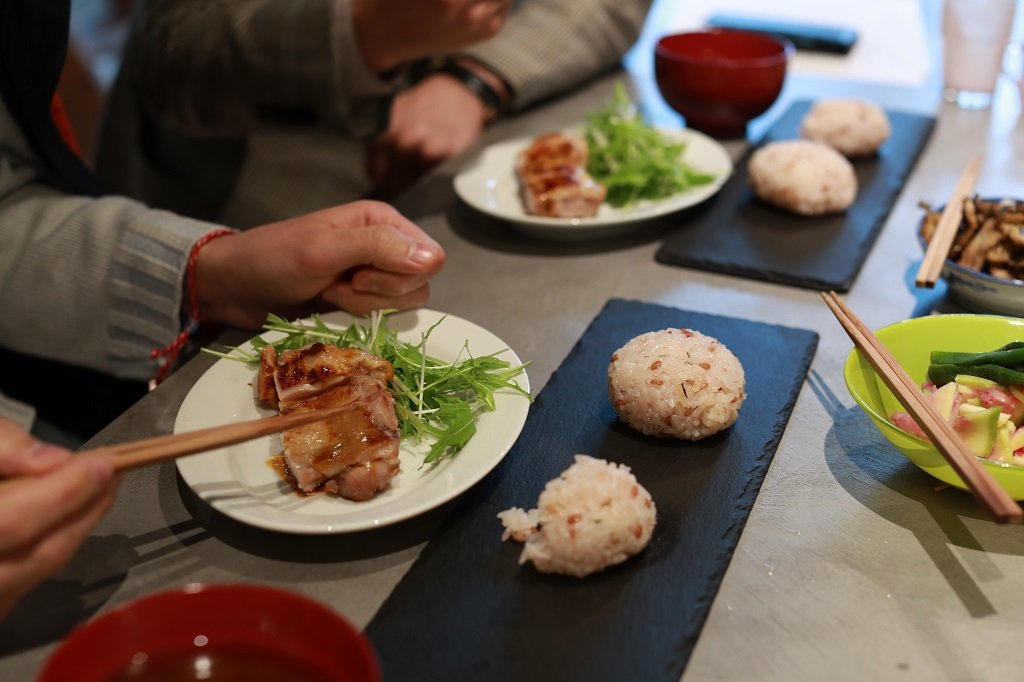 Japanese Food Culture Experience & Miso Making 4