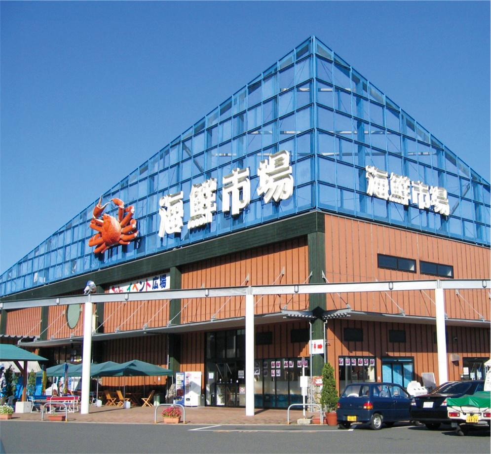 Maizuru Port Tore Tore Center 3