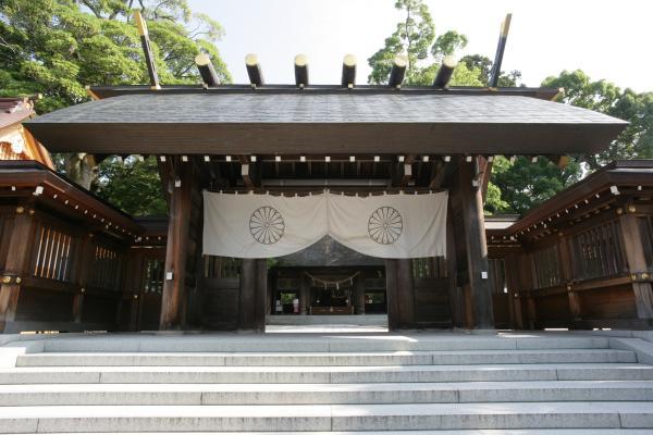 Motoise Kono Shrine 1