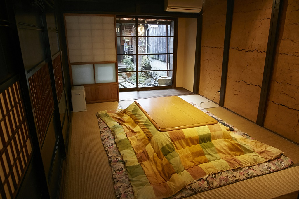 Guest House Saikaan, a preserved historic house 4