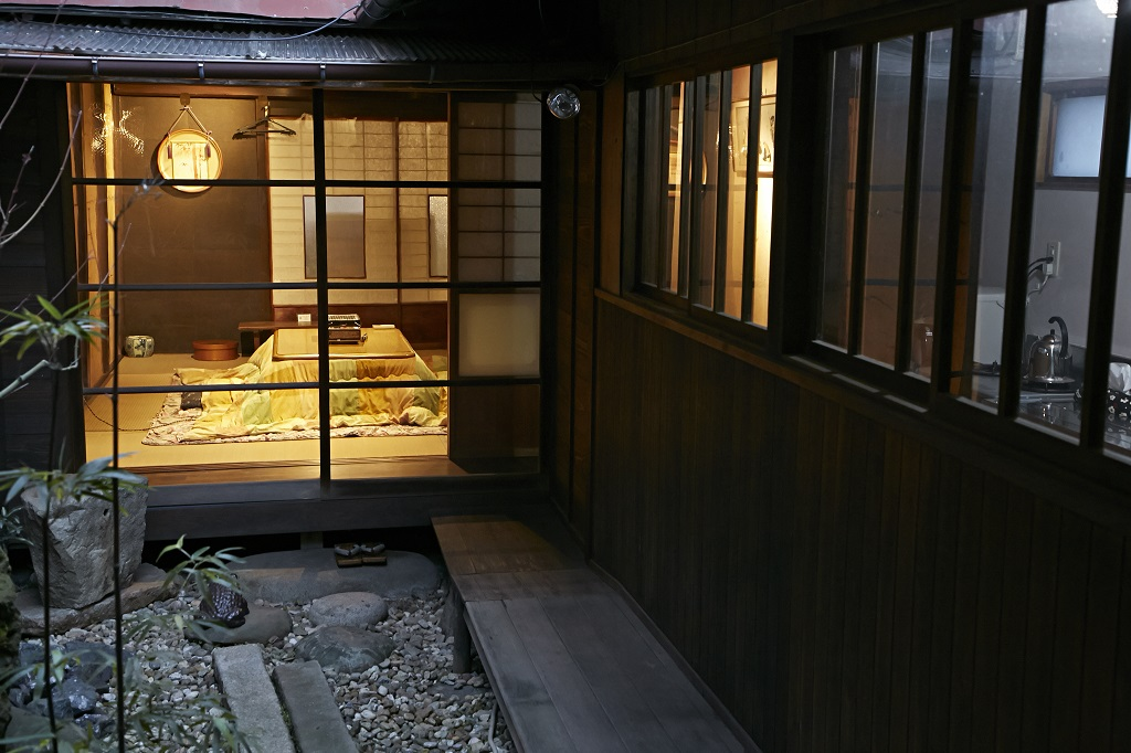 Guest House Saikaan, a preserved historic house 5