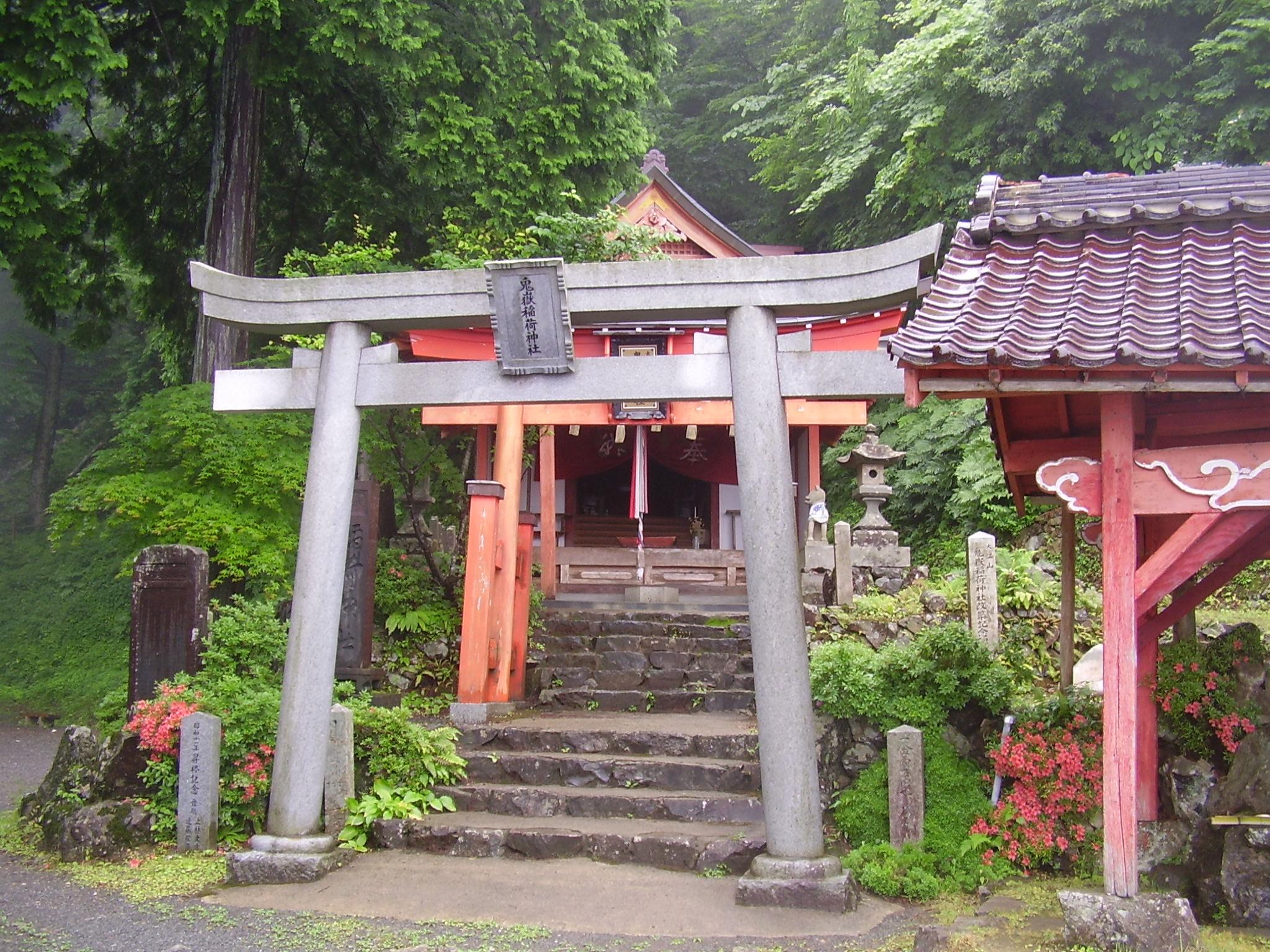 Oeyama Mountain Range 2