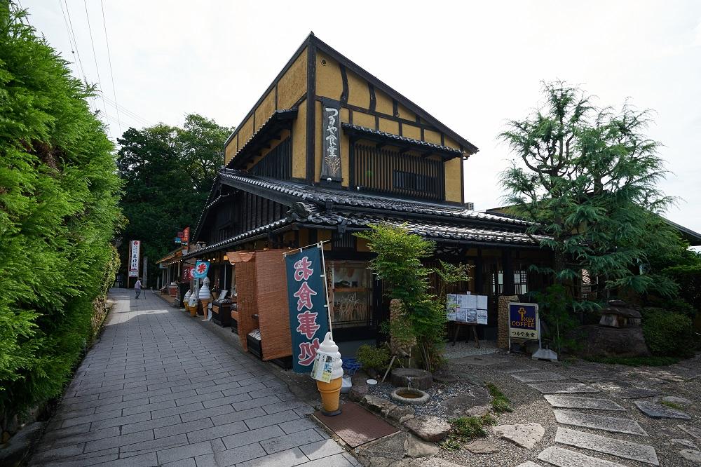 Tsuruya Shokudo Restaurant (Miyazu) 3