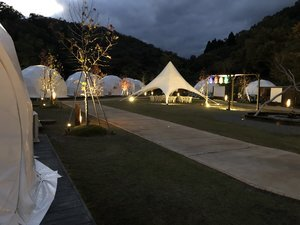 Glamping, Marinetopia Resort 1