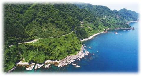 Driving Tour along Northern Kansai's Japanese Sea 1