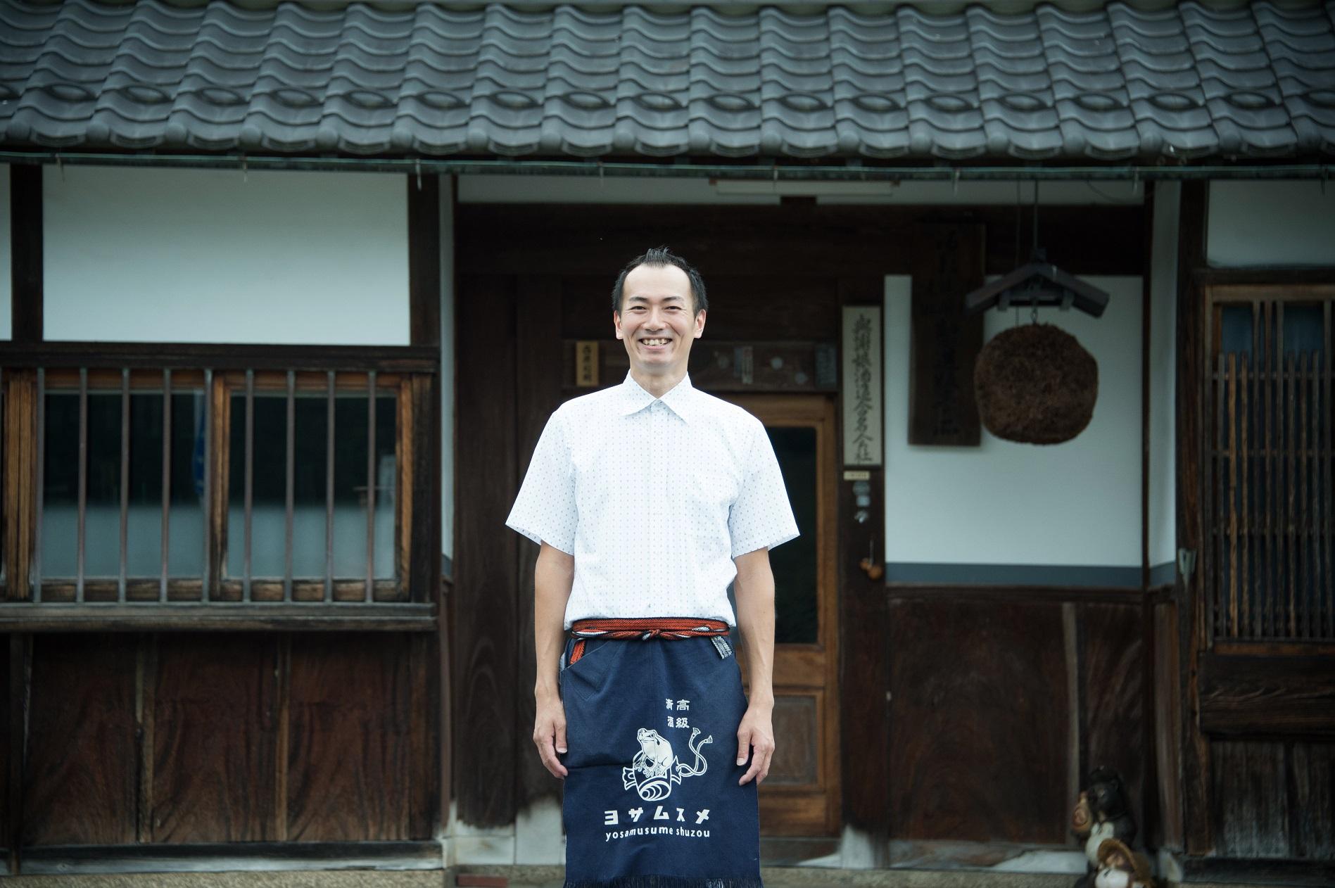 Yosamusume Sake Brewery 1