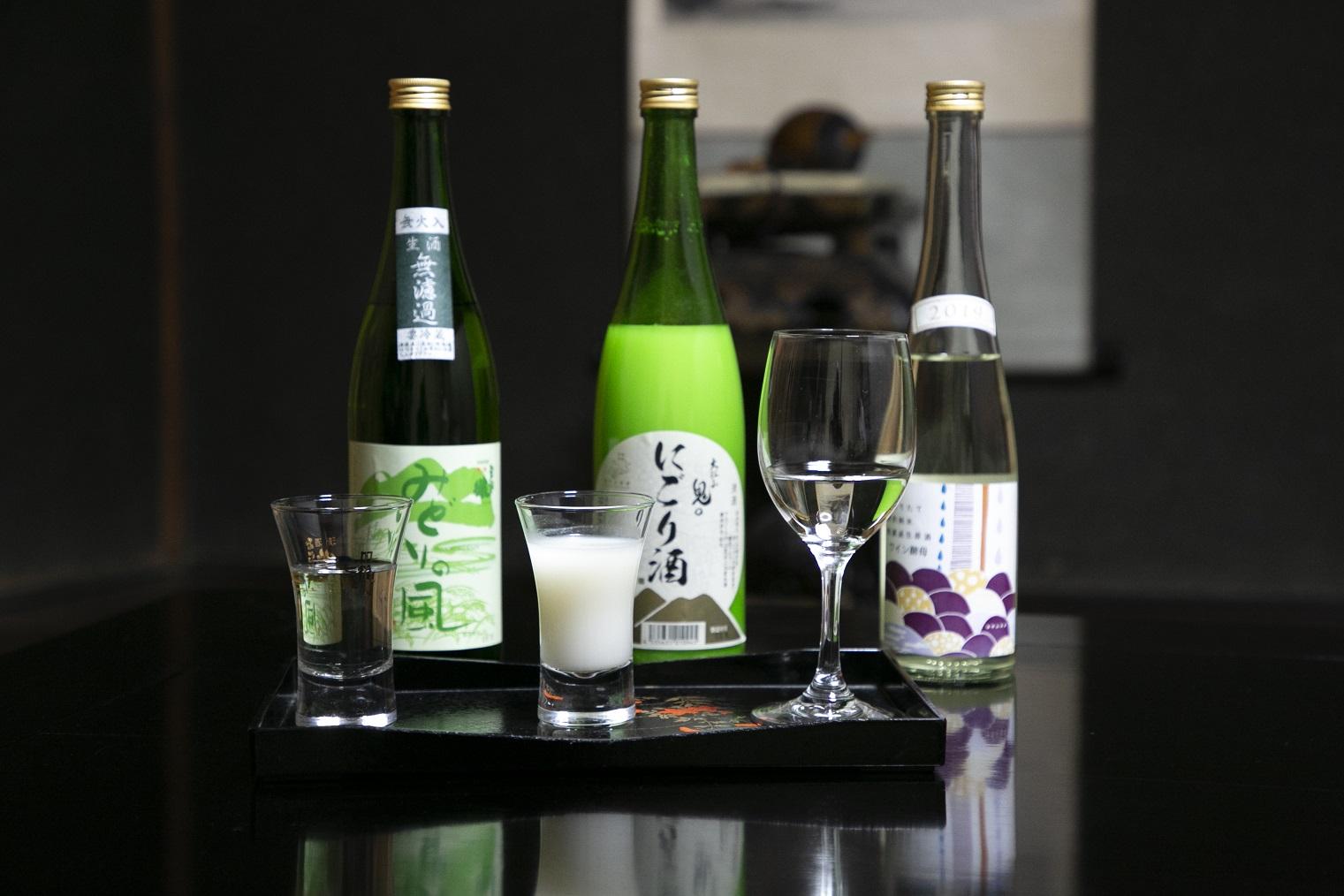 Yosamusume Sake Brewery 4
