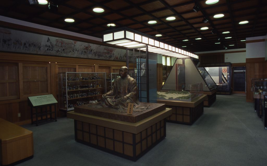 Tanabe Castle Museum 1