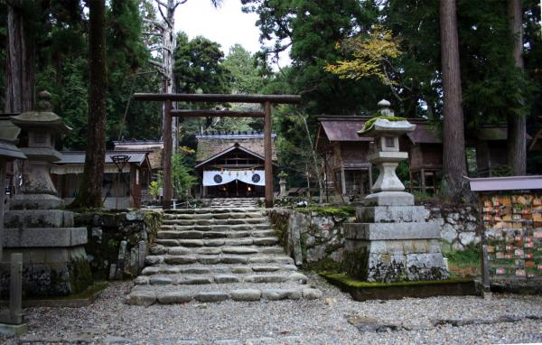 Motoise Naigu Kotai Shrine 1