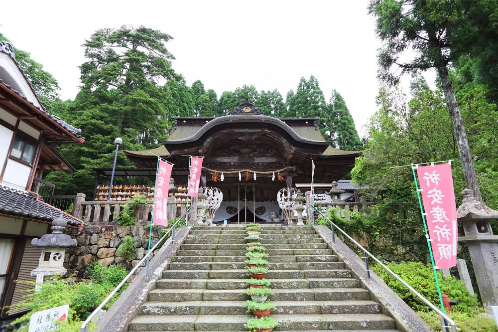 Obara Shrine 1