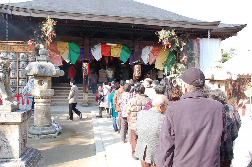 Bodhisattva de sagesse et festival du temple de l'intellect d'Ebisu