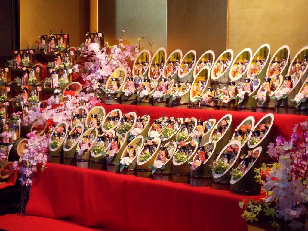 京丹後市「ひな祭り」イベント