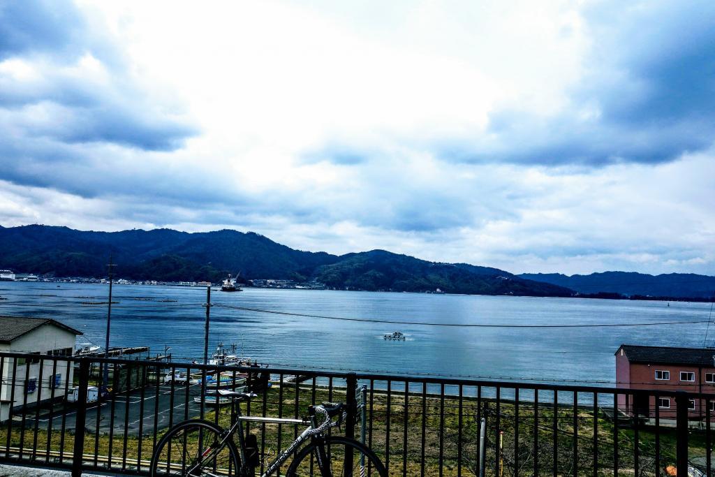Yura River down river, Amanohashidate Motoise-Komo Shrine cycling