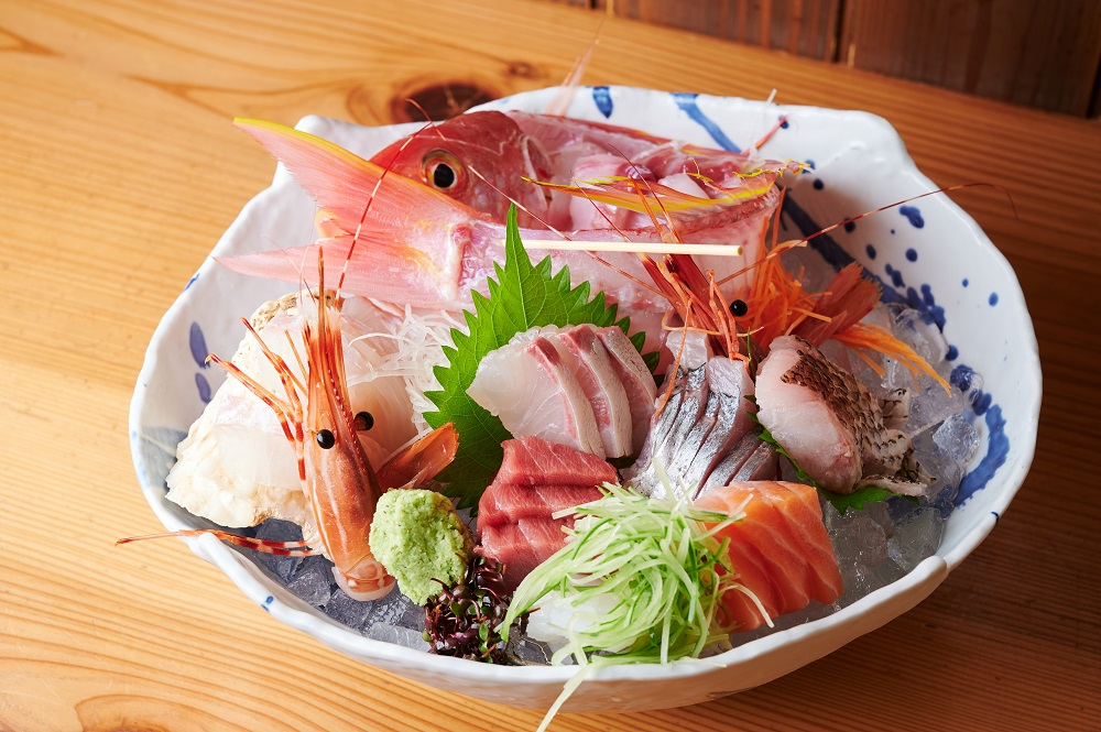 Maizuru fish dishes Totogen