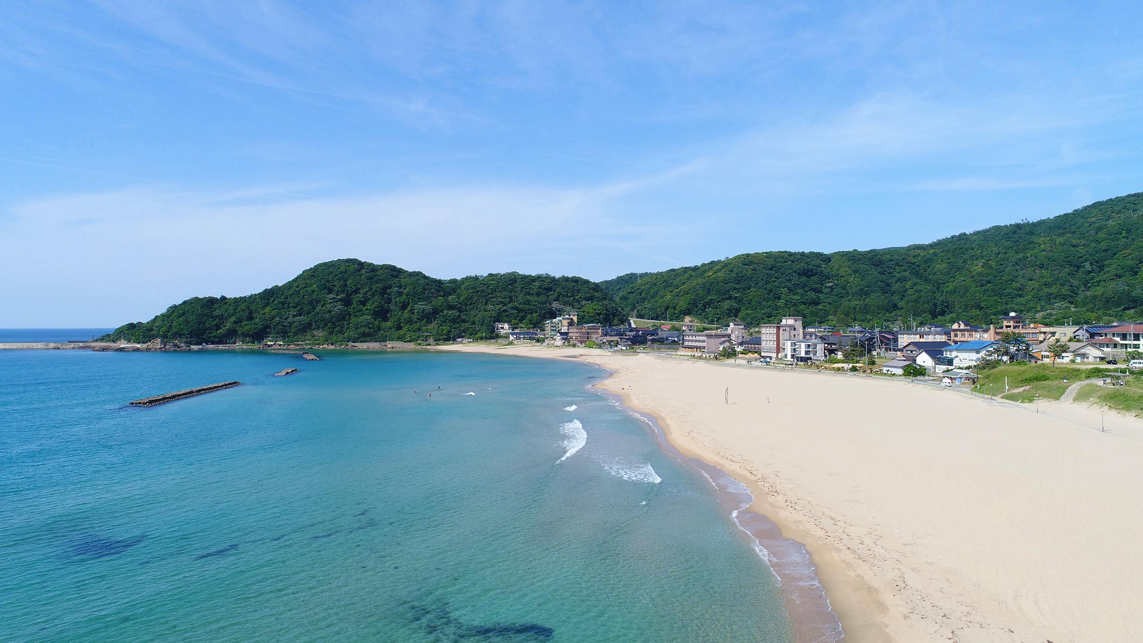 Hamazume Yuhigaura beach (Amino)