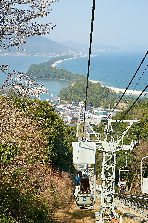 Lift (Amanohashidate View place, Amanohashidate Viewland)