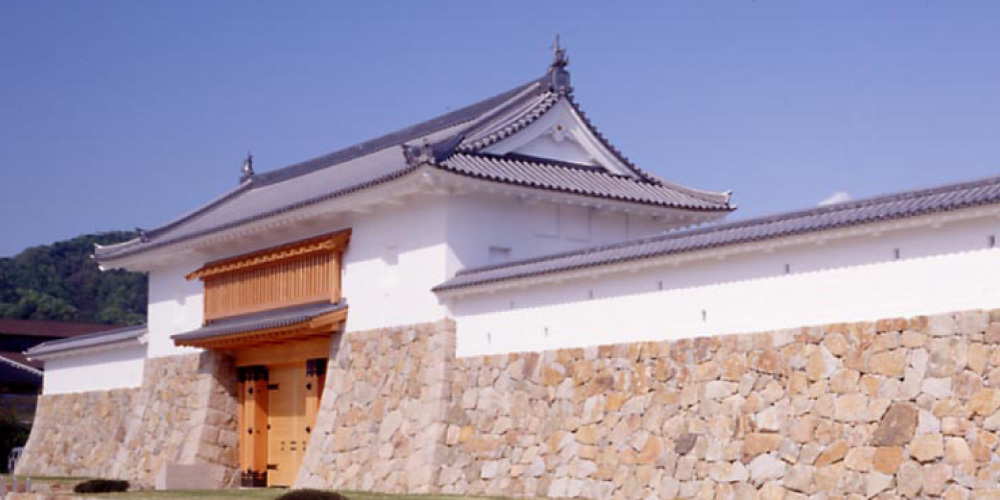 Walking in Maizuru City
