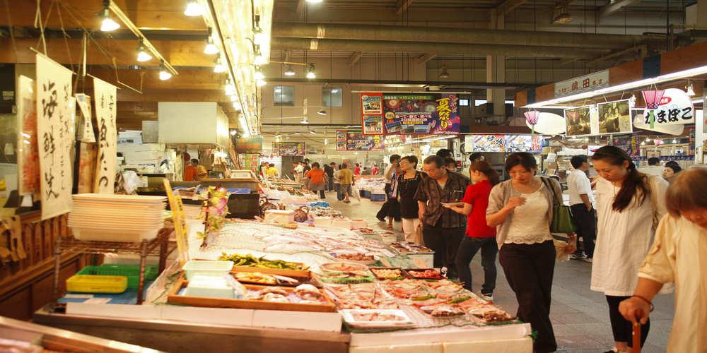 Eating in Maizuru City