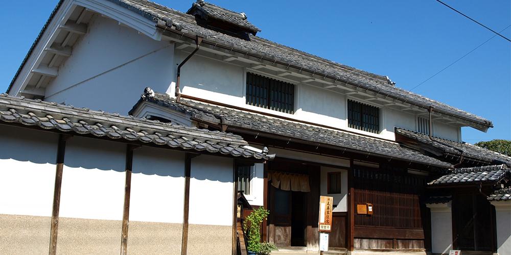 Walking in Yosano Town