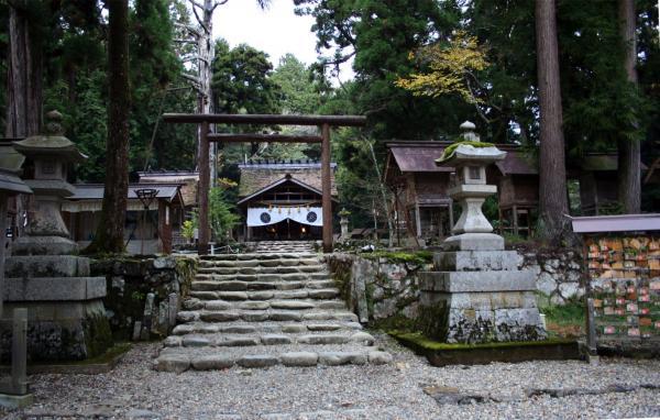 Motoise-Naiku Kotaijinja Shrine
