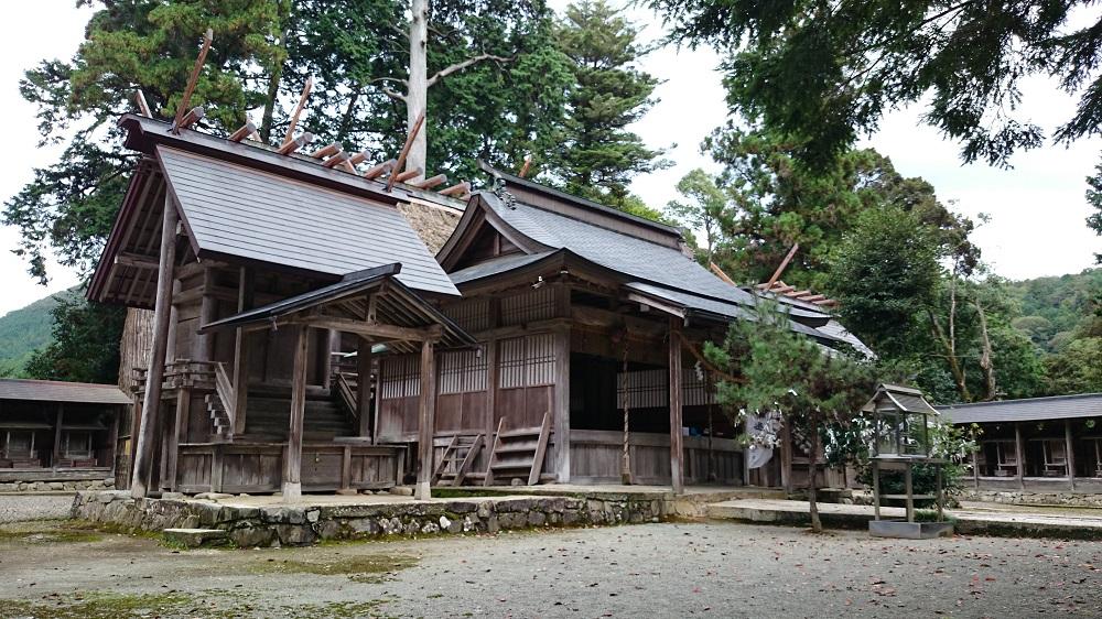 Motoise-Geku Toyukedajinja Shrine