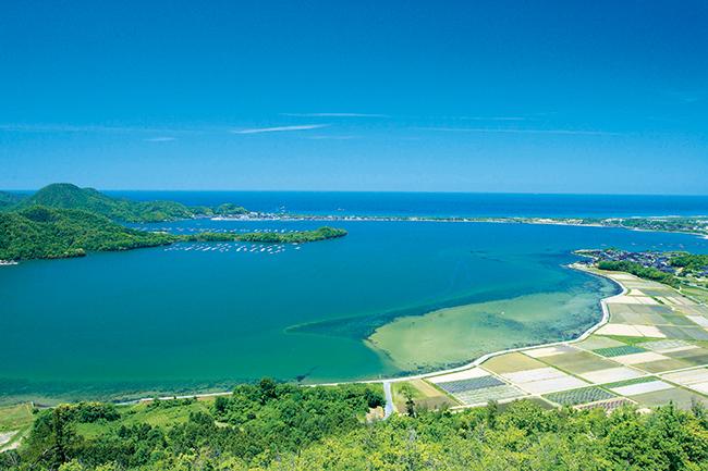 Kumihama Bay