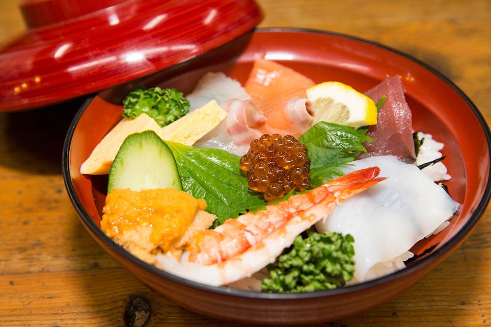 Yoshimoto fisheries Tore-tore-Sushi