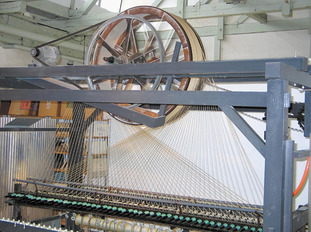 八丁撚糸機