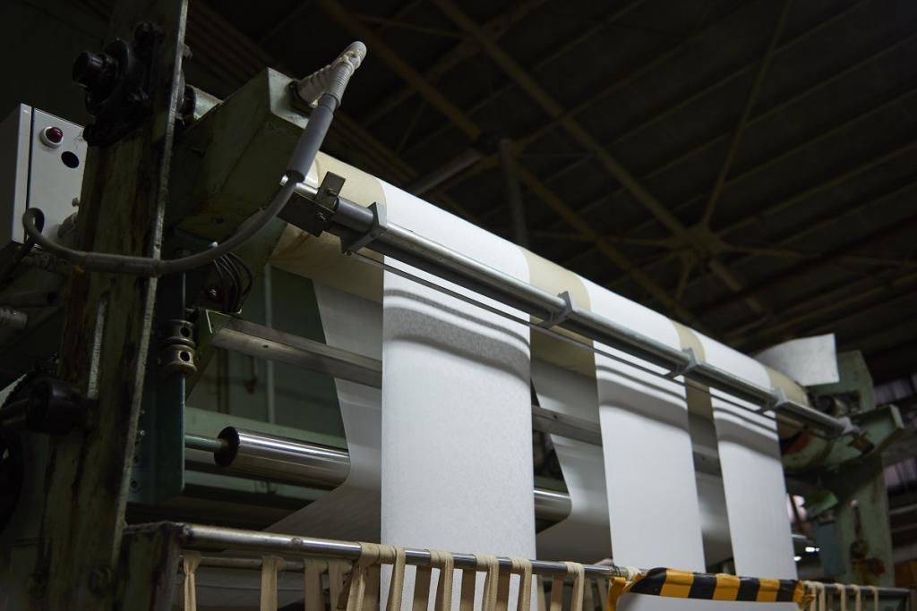 丹後織物工業組合中央加工廠