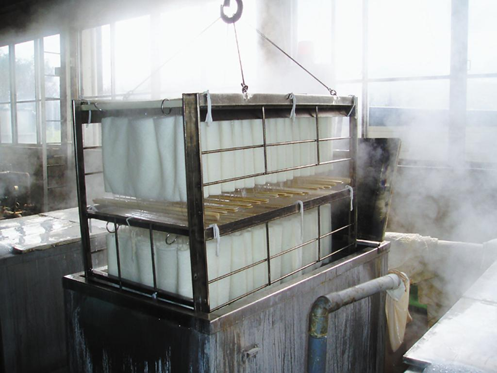 丹後織物工業組合中央加工場