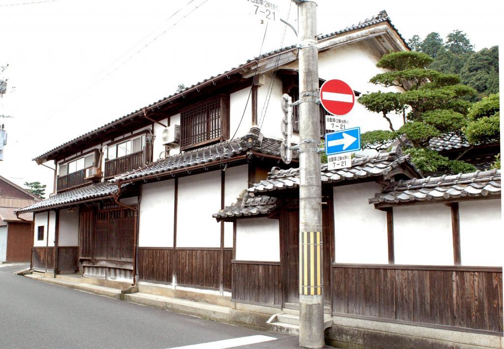 บ้านประจำตระกูลของชิโมะมุระ โกะโรสุเกะ