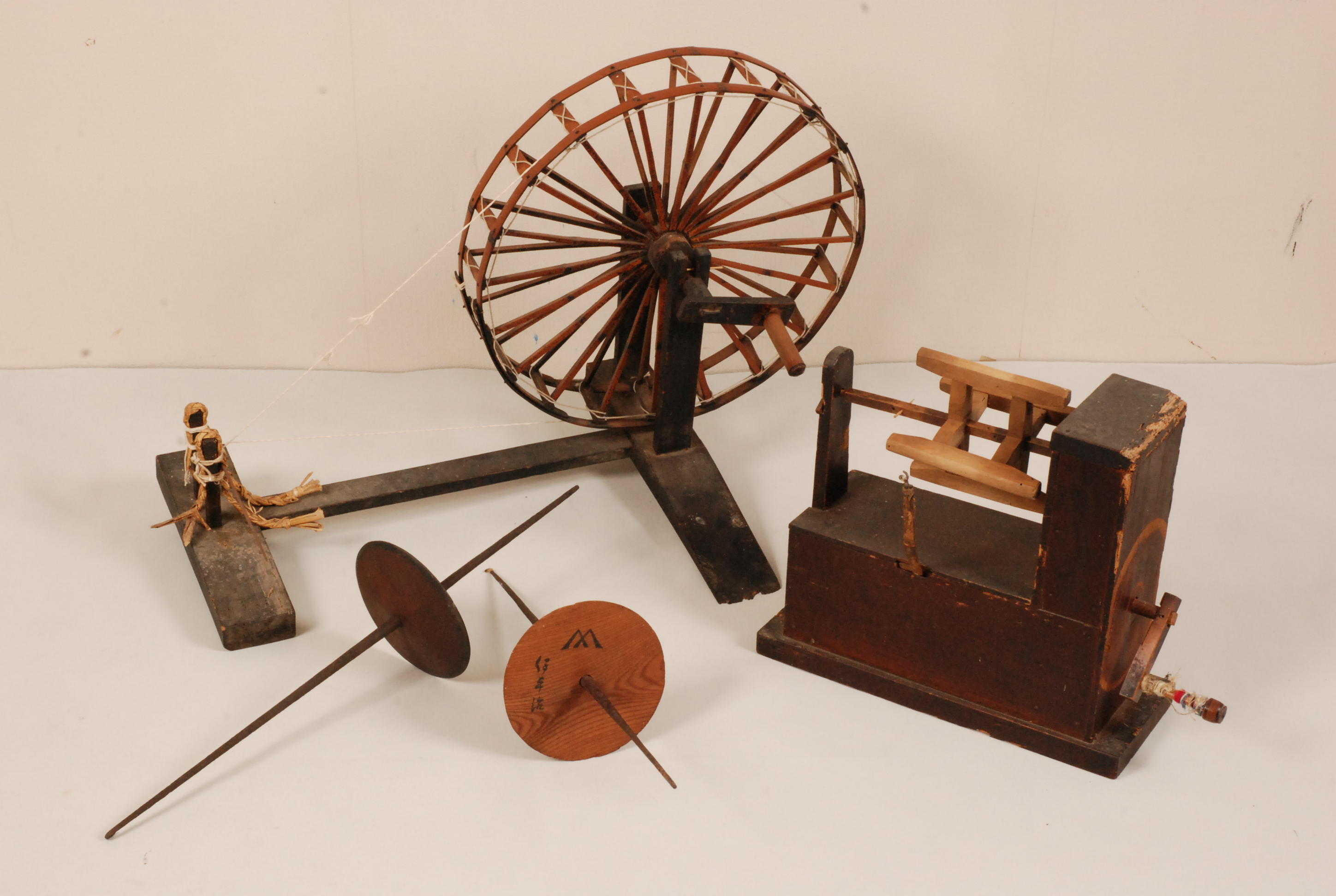 Tango textile weaving equipment and products