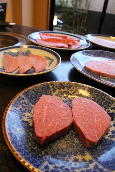 Meat dishes Takeshita