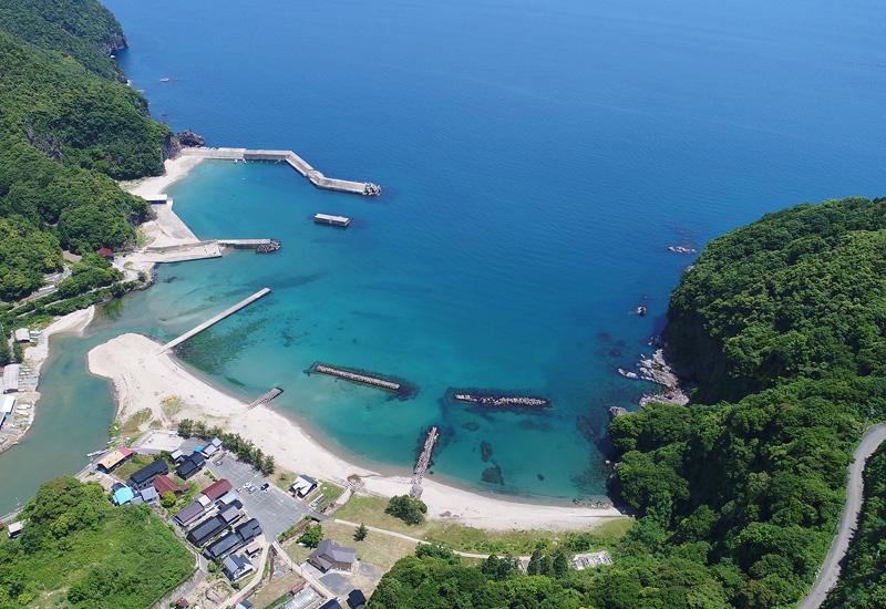 Honjohama Beach