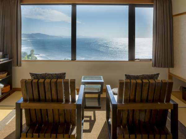 Superb view hidden accommodation Kotobuki sea bower of eight sets-limited - Taiza crab and local fish dishes - adult a day