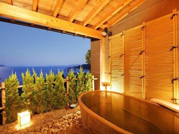 Hidden accommodation Aburaya Annex Nagomitei of panoramic view of Sea of Japan Okuine Onsen adult