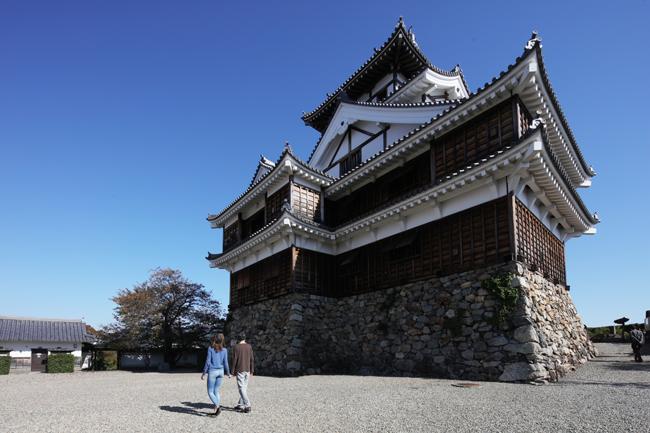 Fukuchiyama Castle (Hometown Museum)