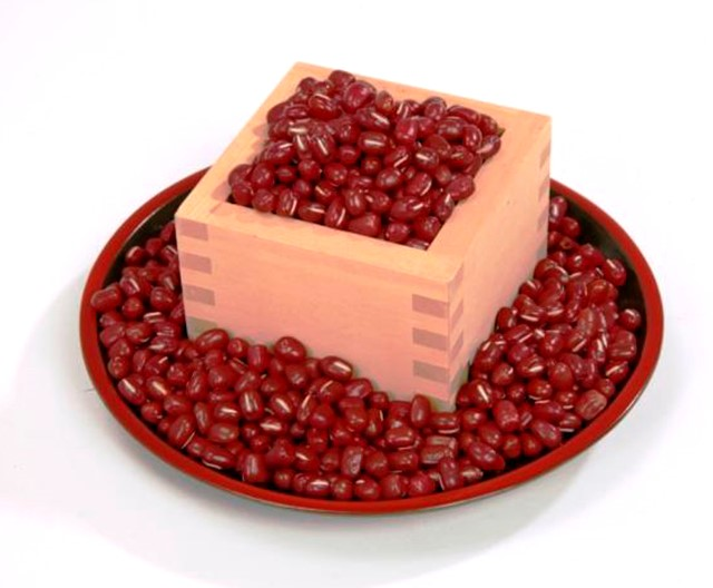Large-grained variety of the adzuki bean